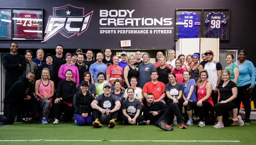 Personal training and fitness bootcamp MAdison Al